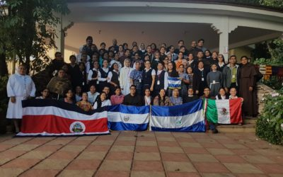 Our experience in the First Congress of New Generations of the Mesoamerican Region.