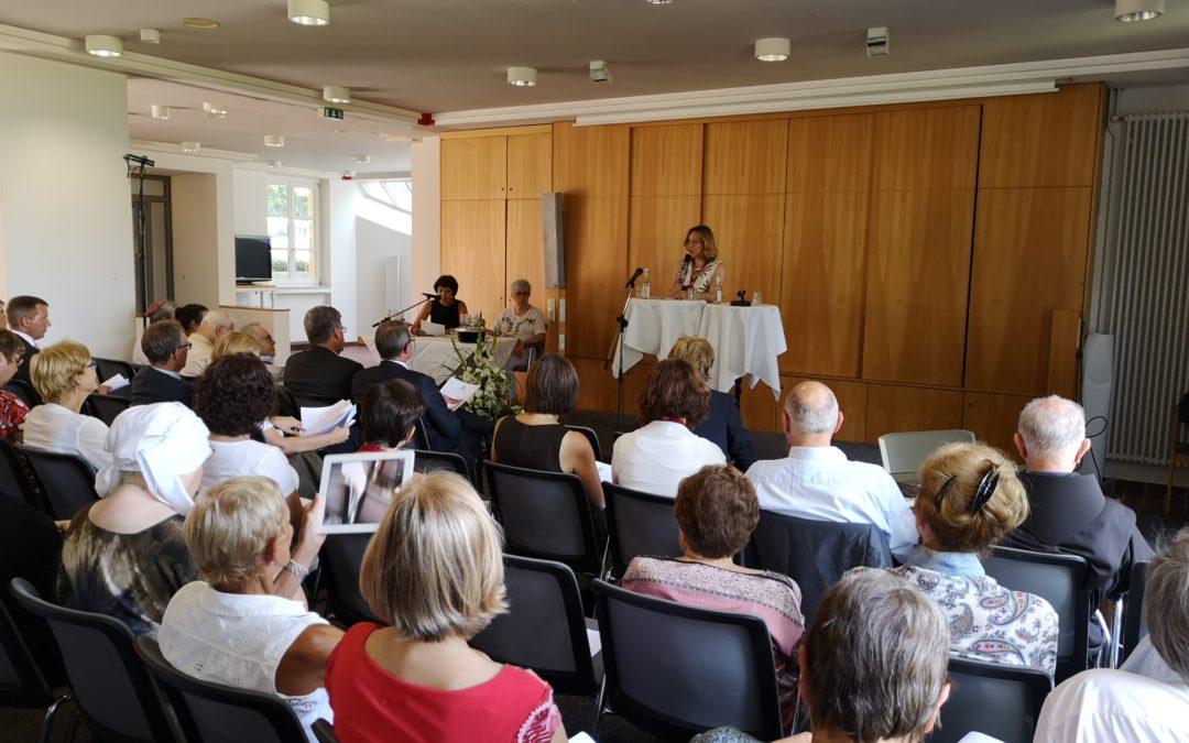 The International Jewish – Christian Bible Week, Germany