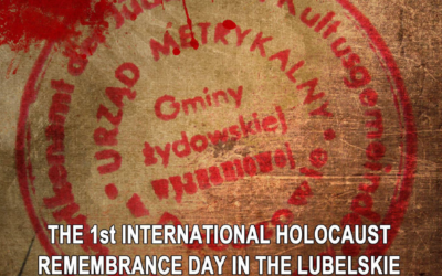 Holocaust Remembrance Days in Poland (27.01-3.02 2019)