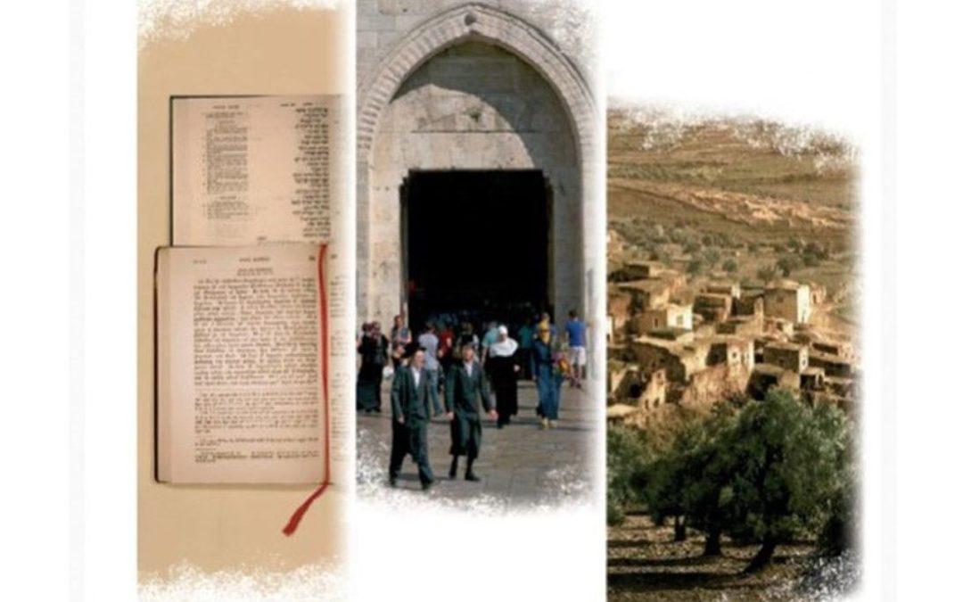 Session biblique sur le thème de l'Espérance, Jerusalem 20 octobre – 03 novembre 2019