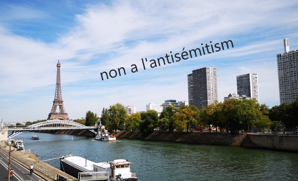 France under the Wave of anti-Semitism in France, by Dominique de La Maisonneuve nds
