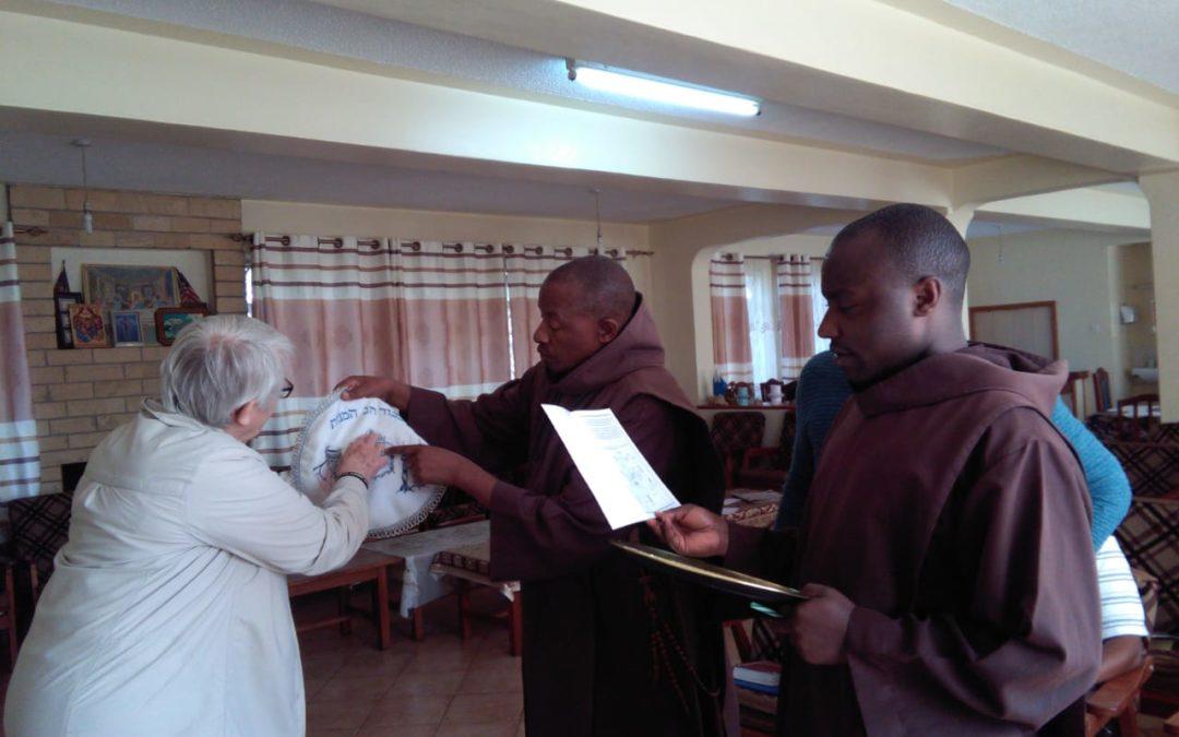 Interculturalidade, crescimento e esperança no Quênia