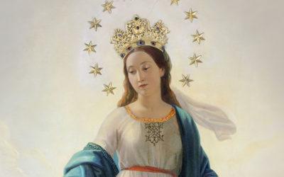 Notre Dame de Sion's feast day message
