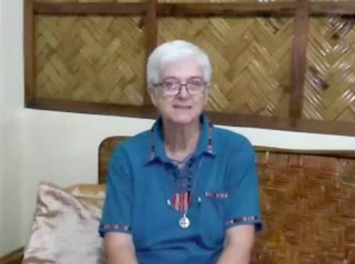 30e anniversaire des Sœurs aux Philippines