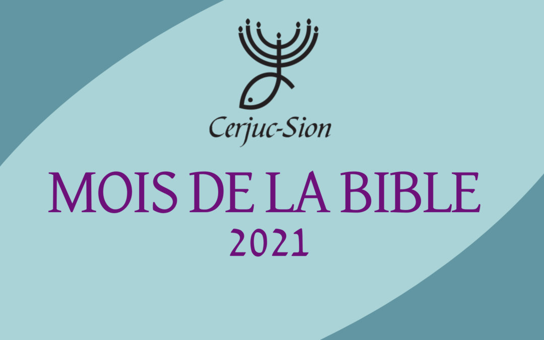 Mois de la Bible 2021 – Cerjuc-Sion (San José, Costa Rica)